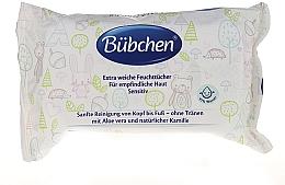 Düfte, Parfümerie und Kosmetik Feuchttücher für empfindliche Haut - Bubchen Sensitive Care
