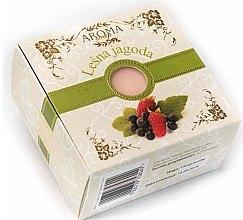 Düfte, Parfümerie und Kosmetik Seife mit Waldbeeren - Delicate Organic Aroma Soap