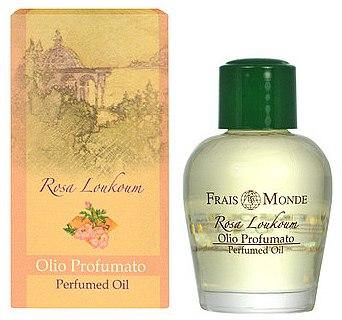 Parfümöl - Frais Monde Turkish Delight Perfumed Oil — Bild N1