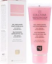 Düfte, Parfümerie und Kosmetik Gesichtspeeling-Gel mit Vitaminen für trockene und Mischhaut - Collistar Multivitamin Exfoliating Gel