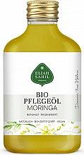 Düfte, Parfümerie und Kosmetik Pflegendes beruhigendes und regenerierendes Bio Moringaöl für den Körper - Eliah Sahil Moringa Organic Body Oil