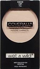 Düfte, Parfümerie und Kosmetik Kompakter Gesichtspuder - Wet n Wild Coverall Pressed Powder