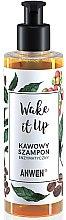 Düfte, Parfümerie und Kosmetik Enzymatisches Shampoo mit Kaffeeduft - Anwen Wake It Up Shampoo