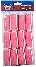 Düfte, Parfümerie und Kosmetik Schaumstoffwickler 28/70 mm rosa - Ronney Wave Foam Rollers