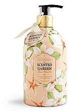 Düfte, Parfümerie und Kosmetik Flüssigseife Vanille - IDC Institute Scented Garden Liquid Soap Vanilla