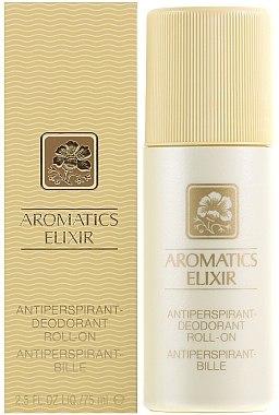 Deo Roll-on Antitranspirant - Clinique Aromatics Elixir  — Bild N1