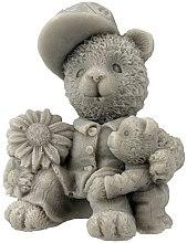 Düfte, Parfümerie und Kosmetik Handgemachte Naturseife Teddybären mit Ananasduft - LaQ Happy Soaps Natural Soap