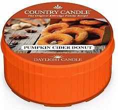 Düfte, Parfümerie und Kosmetik Duftkerze Pumpkin Cider Donut - Country Candle Pumpkin Cider Donut Daylight