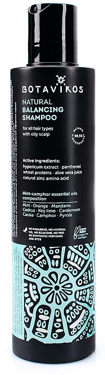 Natürliches Shampoo gegen Schuppen - Botavikos Natural Balancing Shampoo — Bild N1