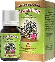 Düfte, Parfümerie und Kosmetik Nelkenöl gegen Insekten - Bulgarian Rose Clove Essential Oil