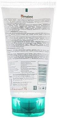 Erfrischendes Gesichtsreinigungsgel für fettige und Mischhaut - Himalaya Herbals — Bild N2