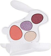 Lidschattenpalette - I Heart Revolution Bunny Fluffy Palette — Bild N2