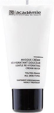 Milde Feuchtigkeitsspendende Crememaske für Gesicht - Academie Gentle Re-Hydrating Cream-Mask — Bild N2