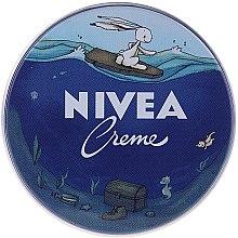Düfte, Parfümerie und Kosmetik Feuchtigkeitsspendende Körpercreme - Nivea Creme