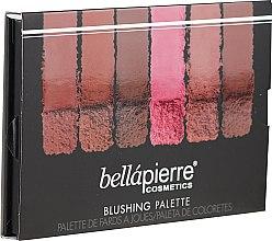 Düfte, Parfümerie und Kosmetik Gesichtsrouge-Palette - Bellapierre Blushing Palette