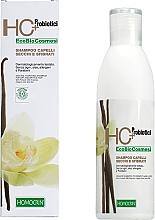 Düfte, Parfümerie und Kosmetik Feuchtigkeitsspendendes Shampoo mit Aloe Vera-Gel und probiotischen Milchenzymen für trockenes und strapaziertes Haar - Specchiasol HC+ Shampoo For Dry And Damaged Hair
