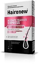 Düfte, Parfümerie und Kosmetik Innovativer aktivierender Detox-Komplex zum Haarwachstum - Hairenew Activate Follicles Express Treatment