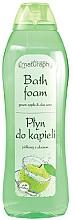 Düfte, Parfümerie und Kosmetik Badeschaum mit grünem Apfel und Aloe Vera - Bluxcosmetics Naturaphy Apple & & Aloe Vera Bath Foam