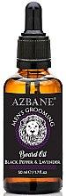 Düfte, Parfümerie und Kosmetik Bartöl Schwarzer Pfeffer & Lavendel - Azbane Mens Grooming Beard Oil Black Pepper & Lavender