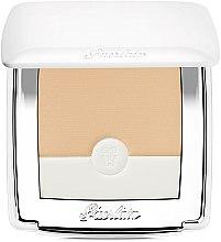 Düfte, Parfümerie und Kosmetik Aufhellender Kompaktpuder - Guerlain Blanc De Perle Brightening Compact Foundation