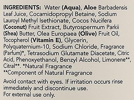 Feuchtigkeitsspendendes Shampoo für trockenes und strapaziertes Haar - Sukin Hydrating Shampoo — Bild N3