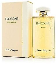 Düfte, Parfümerie und Kosmetik Feuchtigkeitsspendendes Reinigungsgel - Salvatore Ferragamo Emozione