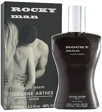 Jeanne Arthes Rocky Man - Eau de Toilette — Bild N1