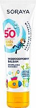 Düfte, Parfümerie und Kosmetik Wasserdichter Sonnenschutzbalsam für Kinder SPF50 - Soraya Kids Sun Waterproof Balm SPF50