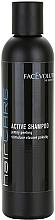 Düfte, Parfümerie und Kosmetik Shampoo für verbesserten Haarwuchs und gegen Haarausfall - FacEvolution Active Shampoo