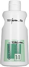 Düfte, Parfümerie und Kosmetik Fixierungs-Konzentrat mit Stabilisierungsfunktion für ein intensives Wellbild - Goldwell Topform Fix