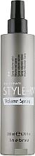 Düfte, Parfümerie und Kosmetik Volumen-Spray für dünnes und strapaziertes Haar - Inebrya Style-In Volume Root Spray