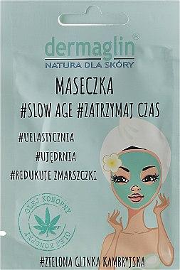 Gesichtsmaske - Dermaglin Slow Age — Bild N1