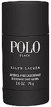 Düfte, Parfümerie und Kosmetik Ralph Lauren Polo Black - Deostick