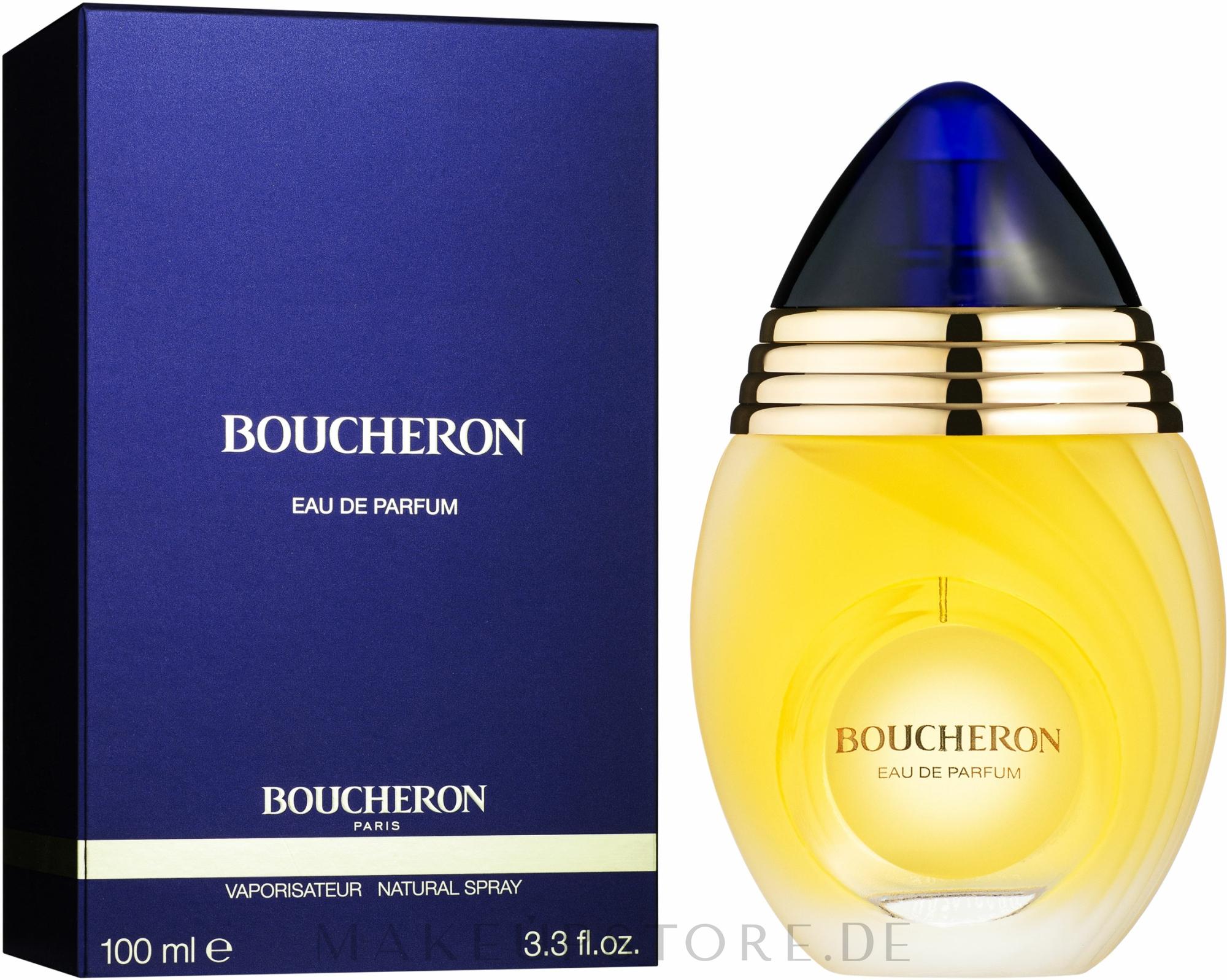 Boucheron Pour Femme - Eau de Parfum — Bild 100 ml