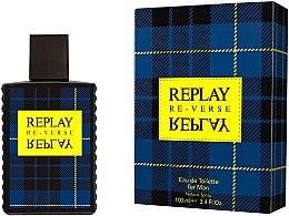 Düfte, Parfümerie und Kosmetik Replay Signature Re-verse For Men - Eau de Toilette