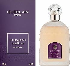Guerlain L'Instant de Guerlain Eau de Parfum - Eau de Parfum — Bild N2