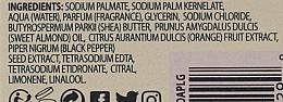 Naturseife Lemongrass & Ginger - Baylis & Harding Goodness Sea Lemongrass & Ginger Natutal Soap — Bild N4
