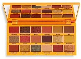 Düfte, Parfümerie und Kosmetik Lidschattenpalette - I Heart Revolution Tasty Palette