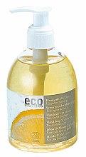 Düfte, Parfümerie und Kosmetik Flüssigseife mit Zitronenöl - Eco Cosmetics Eco Hand Soap With Lemon