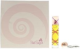 Düfte, Parfümerie und Kosmetik Aquolina Pink Sugar - Duftset (Eau de Toilette 50ml + Schlüsselanhänger)