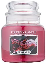 Düfte, Parfümerie und Kosmetik Duftkerze im Glas Pinot Noir - Country Candle Pinot Noir