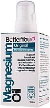 Düfte, Parfümerie und Kosmetik Entspannendes Körperspray mit Magnesium zur Muskelregeneration - BetterYou Magnesium Original Oil Body Spray
