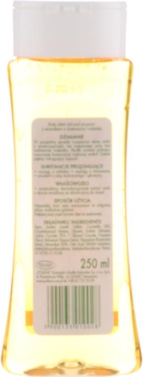 Hypoallergenes Duschgel mit Königskerze und Sanddorn - Bialy Jelen Hypoallergenic Shower Gel Mullein And Sea Buckthorn — Bild N2