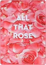 Düfte, Parfümerie und Kosmetik Gesichtsmaske mit Rosen - Skin79 All That Rose Mask