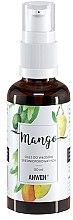Düfte, Parfümerie und Kosmetik Haaröl für mittelporöses Haar - Anwen Mango Oil For Medium-Porous Hair