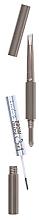 3in1 Augenbrauenstift - Lovely Brow Creator 3 in 1 Eyebrow Pencil — Bild N2