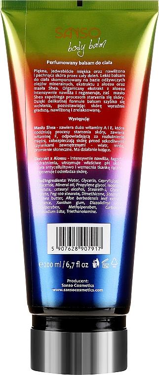 Parfümierter Körperbalsam Love Fantasy - Sanso Cosmetics Love Fantasy Body Balm — Bild N2