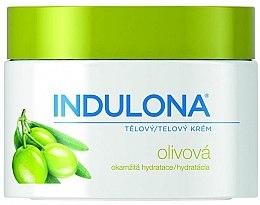 Düfte, Parfümerie und Kosmetik Feuchtigkeitsspendende Körpercreme - Indulona Olive Body Cream