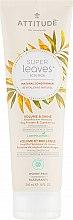 Düfte, Parfümerie und Kosmetik Haarspülung mit Sojaprotein und Preiselbeeren für Glanz und Volumen - Attitude Conditioner Volume & Shine Soy Protein & Cranberries