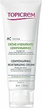 Düfte, Parfümerie und Kosmetik Feuchtigkeitsspendende und beruhigende Gesichtscreme - Topicrem AC Compensating Moisturizing Cream